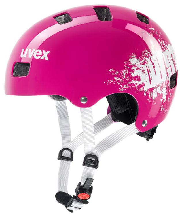uvex kinder bmx skate fahrradhelm kid 3 pink dust 51 55 cm. Black Bedroom Furniture Sets. Home Design Ideas